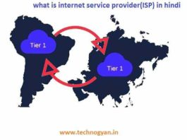 What is Internet Service Provider(ISP) in Hindi