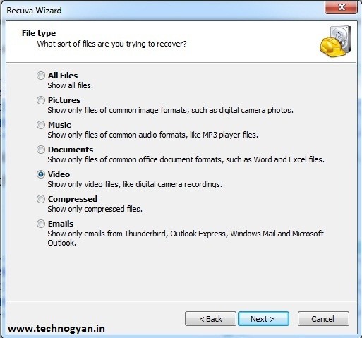 How do I Recover permanently deleted files from PC in Hindi