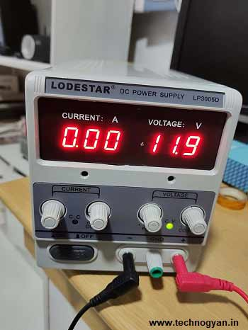dc power supply for smartphone repairing