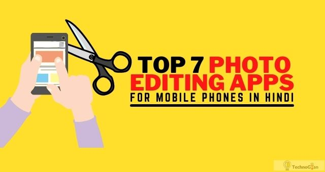 mobile photo editing apps