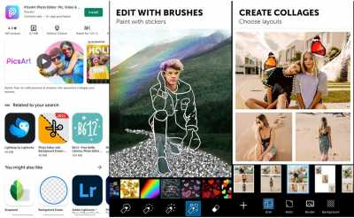 mobile editing apps